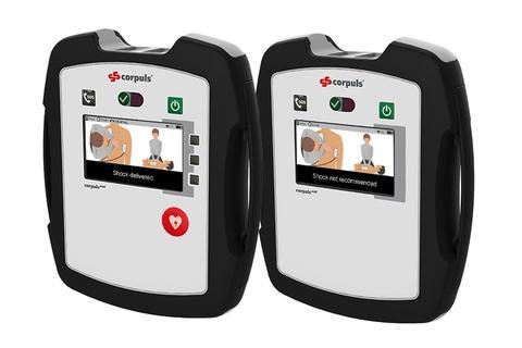 corpuls aed Defibrillatoren-Varianten